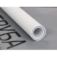 Труба полипропиленовая РосТурПласт 20х3.4 PN25 армированная стекловолокном SDR-6