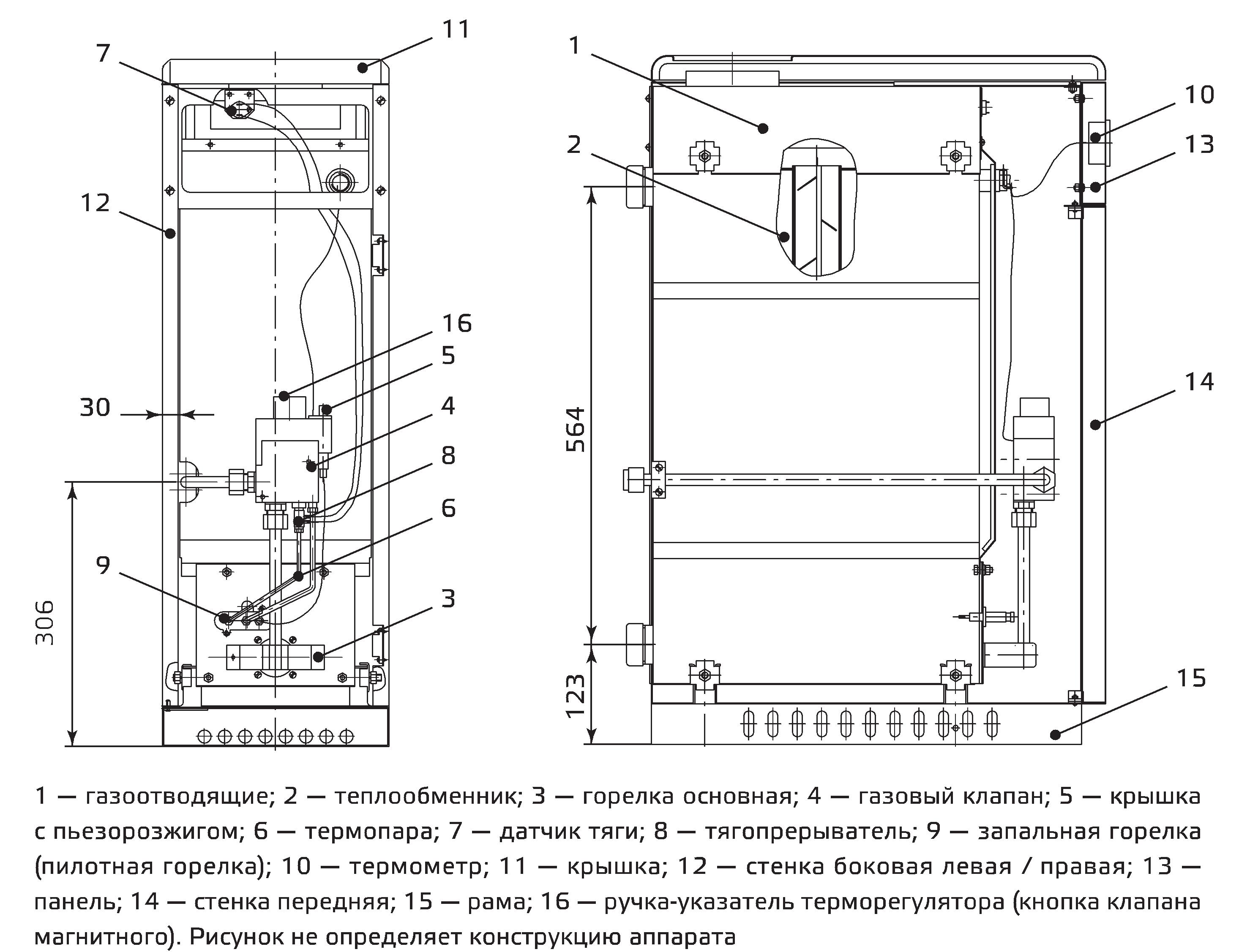 Толщина теплообменника в котлах сиберия Пластины теплообменника Tranter GX-026 P Кисловодск